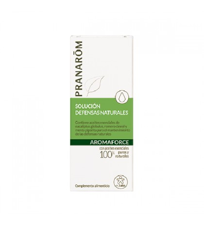 Pranarom Aromaforce defensas natural 30 ml