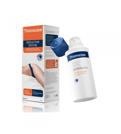Thiomucase Tratamiento Reductor Noche 500ml