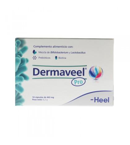 Heel Dermaveel Pro 14 capsulas