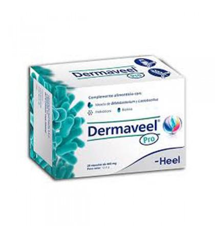 Heel Dermaveel Pro 28 capsulas