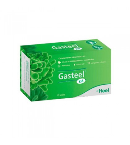 Heel Gasteel Plus 10 sticks