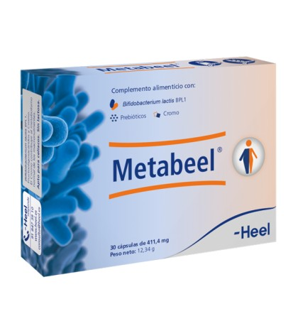 Heel Metabeel 15 capsulas