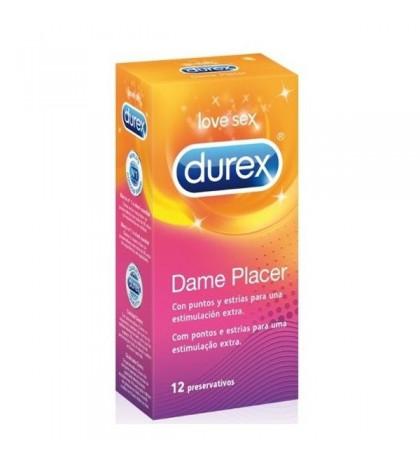 Durex Dame Placer 12 ud