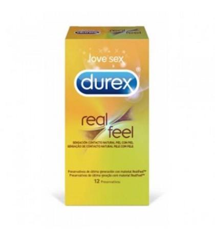 Durex Real feel 12 ud