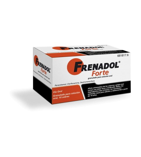 Frenadol Forte 10 sobres