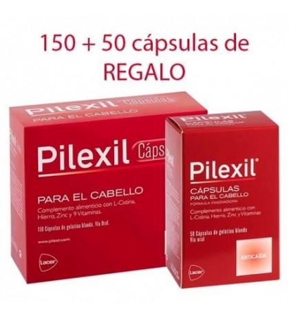 Pilexil Anticaída 150 + 50 cápsulas