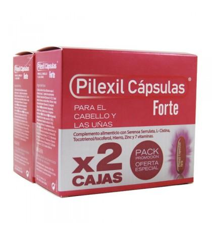 Pilexil Forte Anticaída 200 cápsulas (2x100)