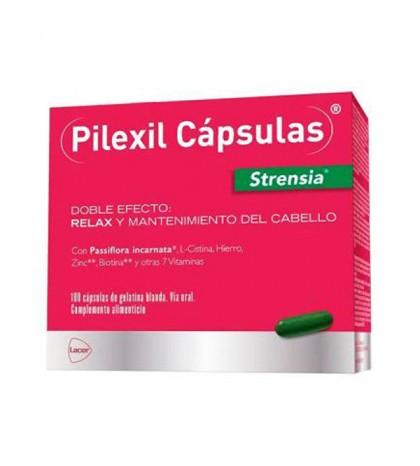 Pilexil Strensia Anticaída 100 cápsulas