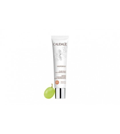 Caudalie Vinoperfect Fluido Color FPS20 01 Claro 40ml