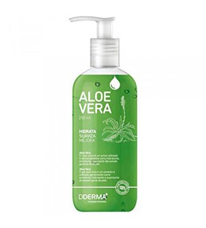 DDerma Gel Aloe Vera 250ml