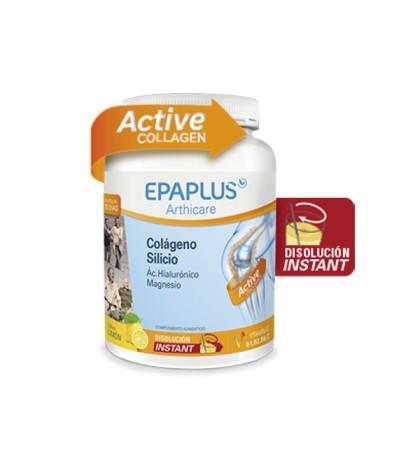EpaPlus Arthicare Colágeno Silicio Hialurónico Magnesio Vit C sabor Limón 332g