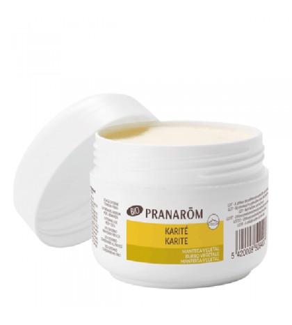 Pranarom Manteca Vegetal Karité BIO ECO 100ml para todo tipo de pieles que nutre, repara y proporciona elasticidad
