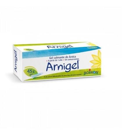 Boiron Arnigel gel 120g gel calmante golpes y moratones