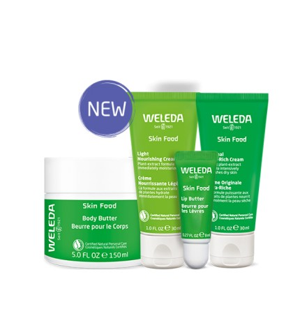 Weleda Skin Food Body Butter 150ml crema corporal extra nutritiva intensiva