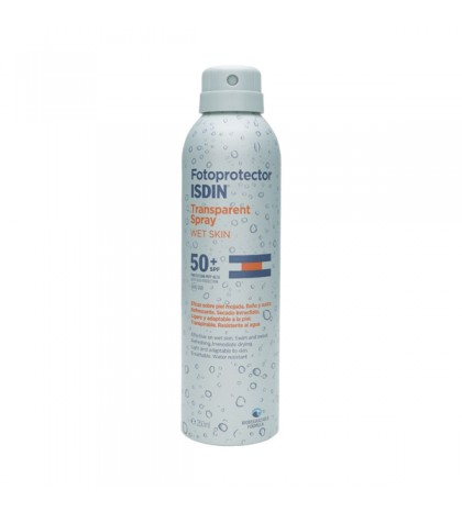 Isdin Fotoprotector Transparent spray SPF50+ 200ml