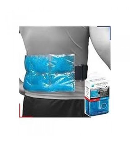 Thera Pearl Soporte Lumbar terapia calor y frío congelador y microondas