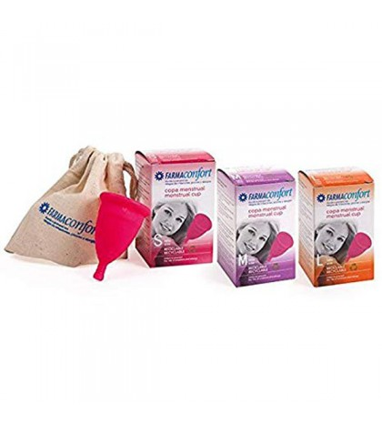 Farmaconfort copa menstrual reciclable