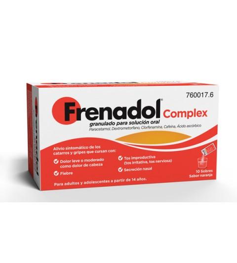 Frenadol Complex 10 sobres