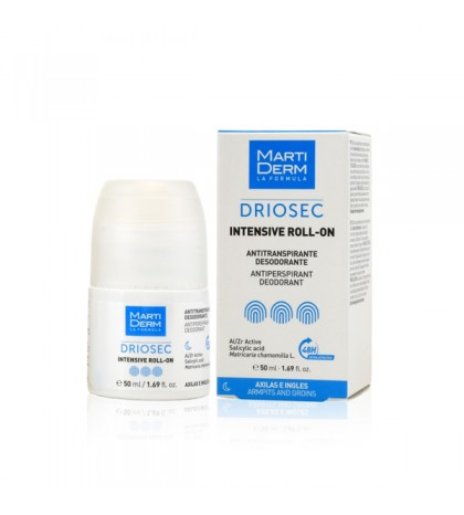 Martiderm Driosec Roll-on Axilas o Ingles 50ml.