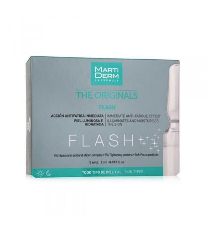 Martiderm Flash 5 ampollas 2ml
