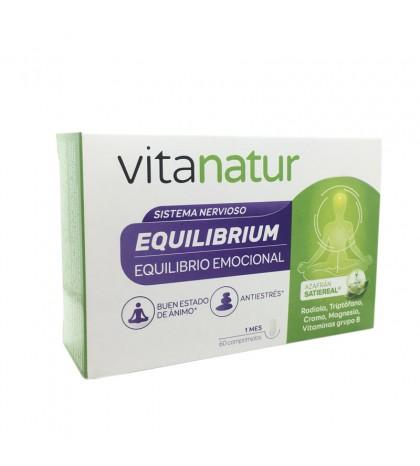 Vitanatur Equilibrium 60 comprimidos