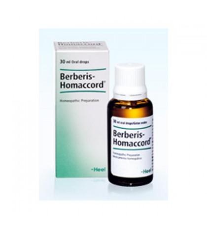 Heel Berberis-Hommacord gotas 30ml