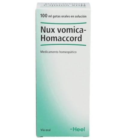 Heel Nux Vomica Homaccord gotas 100ml