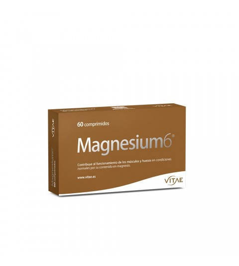 Vitae Magnesium6 20 comprimidos