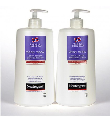 Neutrogena Leche Corporal Hidratación Profunda Piel seca 2 x 750ml