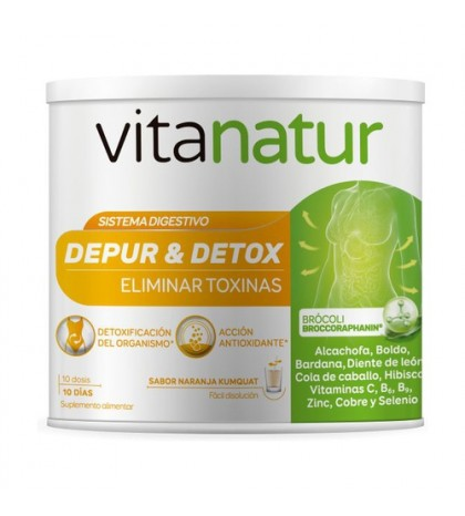 Vitanatur Detox 200g