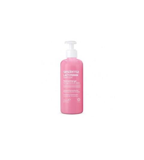 Sesderma Lactyferrin Sanitize gel higienizante de manos con clorhexidina 250ml
