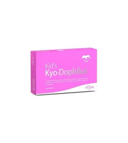 Vitae Kyodophilus con enzimas digestivas 30 cápsulas