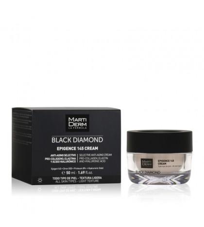 Martiderm Black Diamond Epigence 145 Cream todo tipo de piel textura ligera 50ml