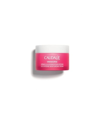 Caudalie Vinosource Crema SOS Hidratación Intensa 50ml
