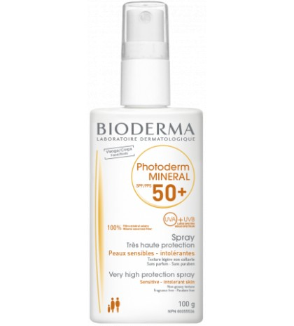 Bioderma Photoderm Mineral Spray 100ml PACK