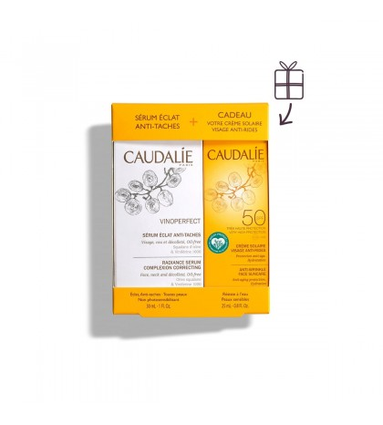 Caudalie Vinoperfect sérum anti-manchas 30ml Pack Ritual anti manchas
