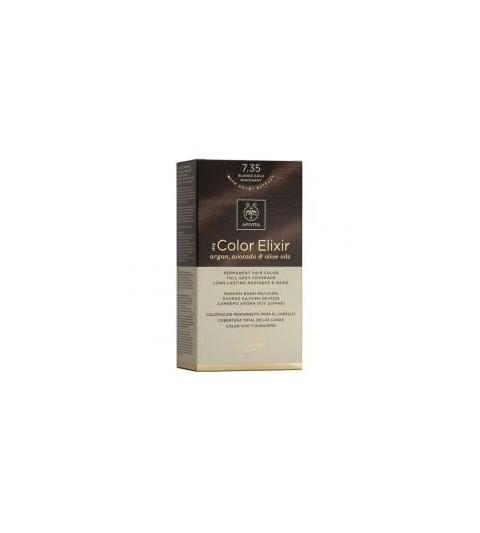 Apivita Tinte 7.35 Caramelo