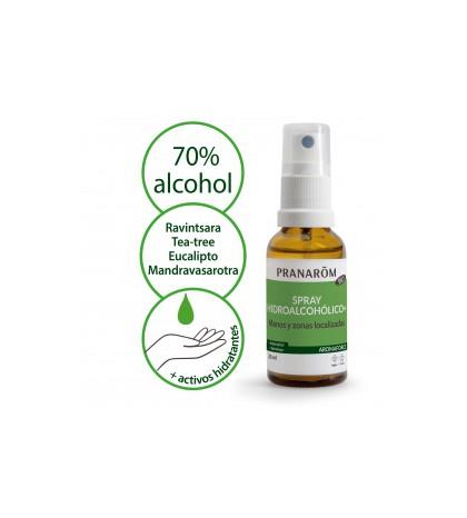 Pranarom Aromaforce Spray Hidroalcohólico + 30ml