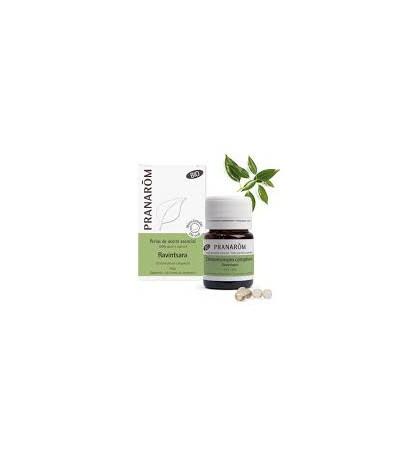 Pranarom Aceite Esencial Ravintsara 60 minicápsulas