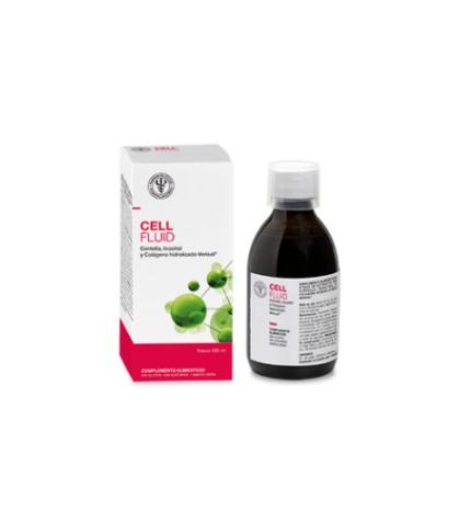 Farmaplaya Cell Fluid 300ml complemento para la celulitis, microcirculación, varices