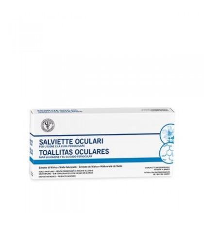 Farmaplaya Toallitas Oculares 18 toallitas para la higiene y el cuidado periocular