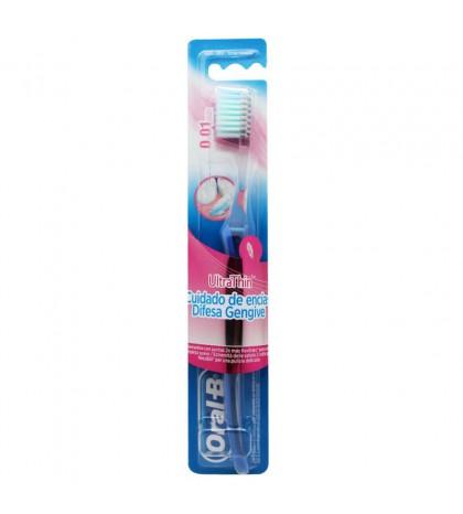 Oral-B Cepillo Dental UltraThin cuidado de encías extra suave