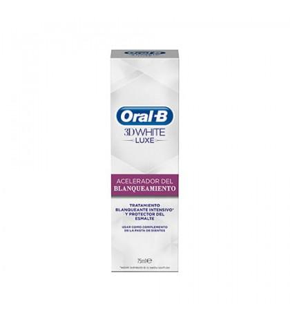 Oral-B 3D White Acelerador del blanqueamiento 75ml
