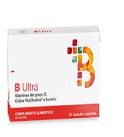 Farmaplaya B Ultra 30 cápsulas