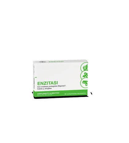 Farmaplaya Enzitasi 30 comprimidos