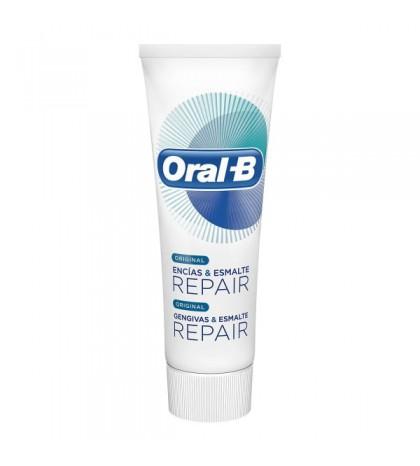 Oral-B pasta dentífrica encías y esmalte original repair 125ml