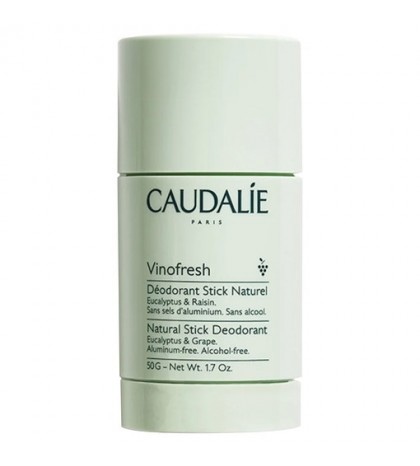 Caudalie Vinofresh Desodorante Stick Natural 50ml desodorante unisex stick 24h natural refrescante