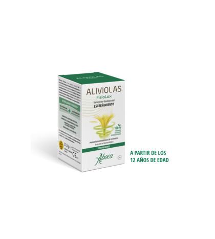 Aboca Aliviolas Advancer Jarabe 210g para favorecer el tránsito intestinal y reducir el estreñimiento