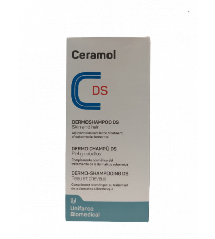 Farmaplaya Ceramol Dermo Champú DS 200ml