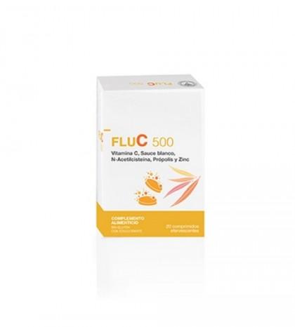 Farmaplaya Flu C 500 20 comprimidos efervescentes